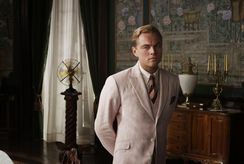 Wielki Gatsby - Leonardo di Caprio