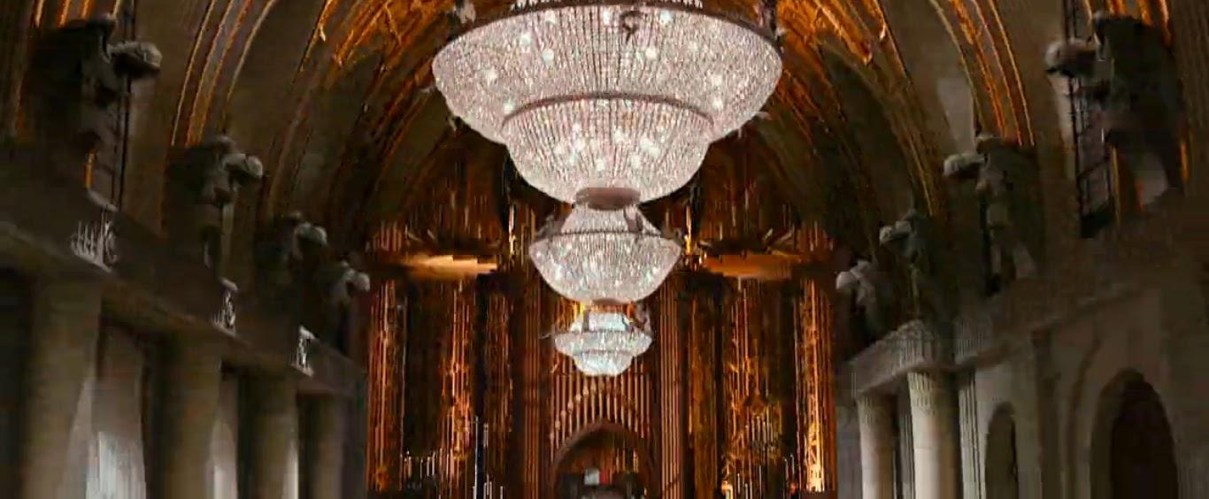 Wielki Gatsby - screeny, Art Deco