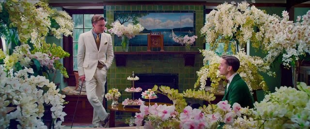 domek Nick Carraway - Wielki Gatsby. Arts^crafts. The Great Gatsby set, www.littlemissarchitect.com