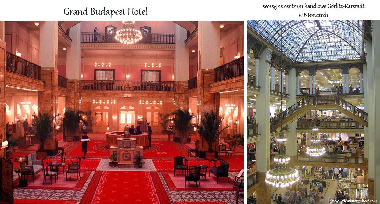 Grand Budapest Hotel, Gorlitz, Gorlitz-Karlstadt, Gorlitzer Warenhause