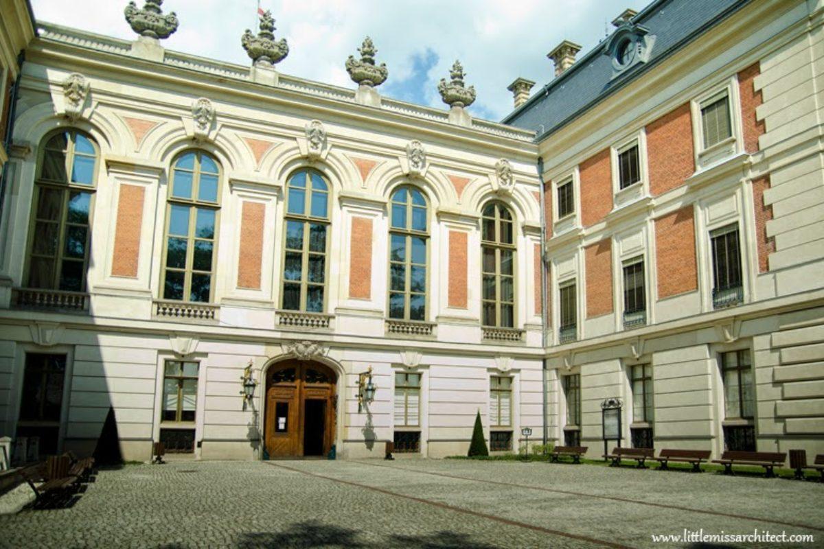 Wnętrza pałacu w Pszczynie | HISTORIA WNĘTRZ