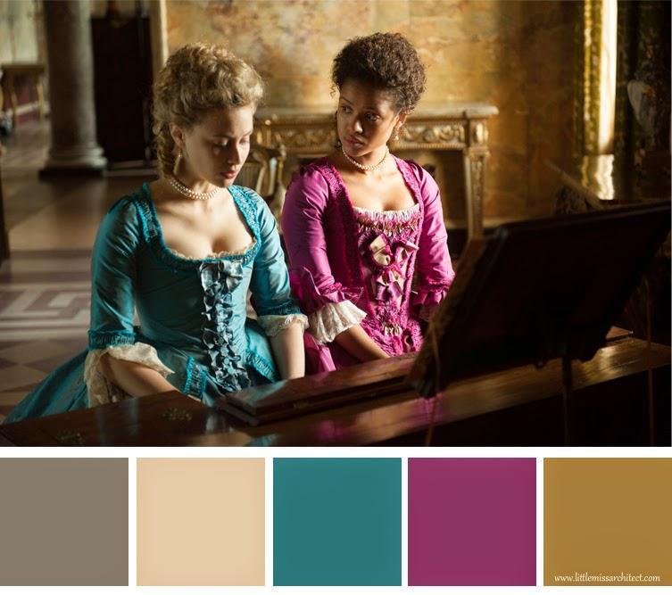 Belle, scenografa filmu, scenografia, wnętrza, wnętrza filmowe, gdzie krecono