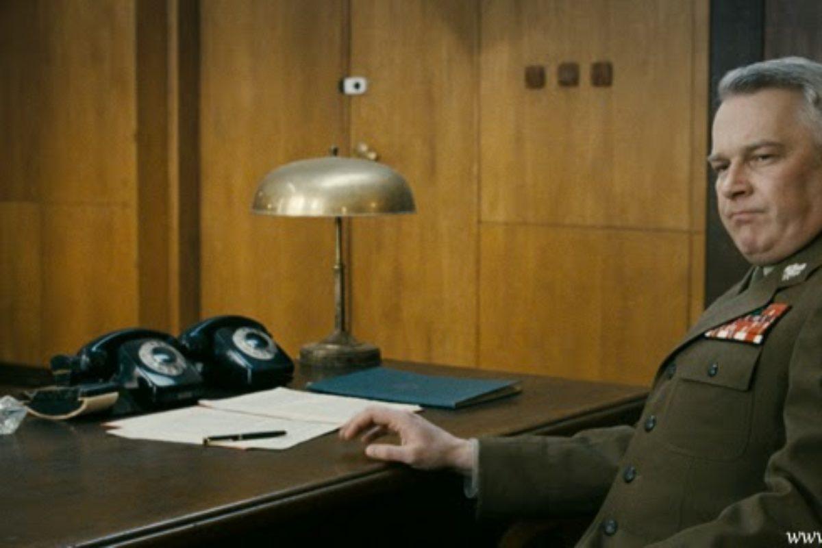Wnętrza w filmie Jack Strong. Lata 60-te i 70-te | WNĘTRZA FILMOWE