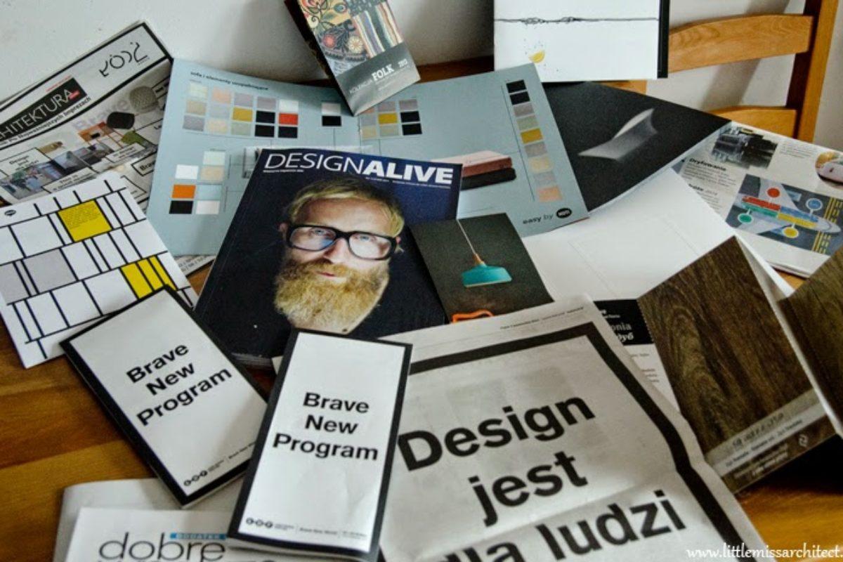 10 nowych trendów i fajnych pomysłów do wnętrza i nie tylko z Łódź Design Festival | TRENDY