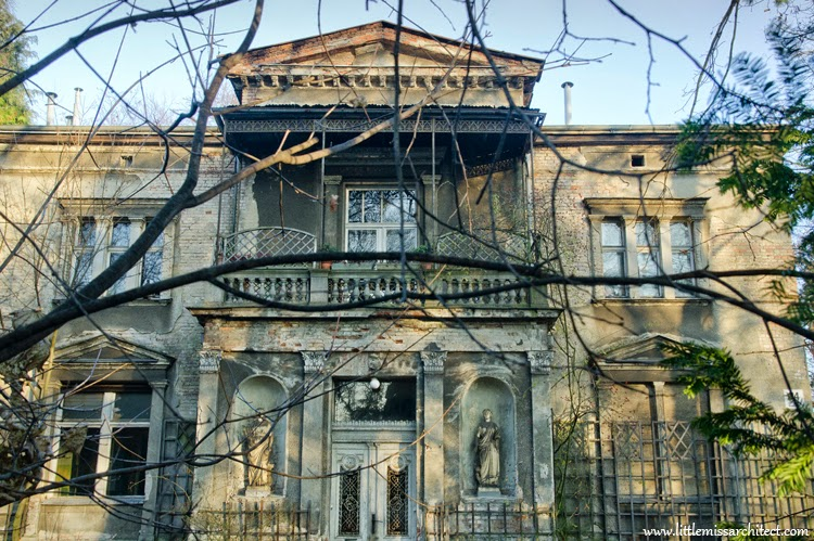 spacer po Sopocie, sopockie kamienice, architektura Sopotu