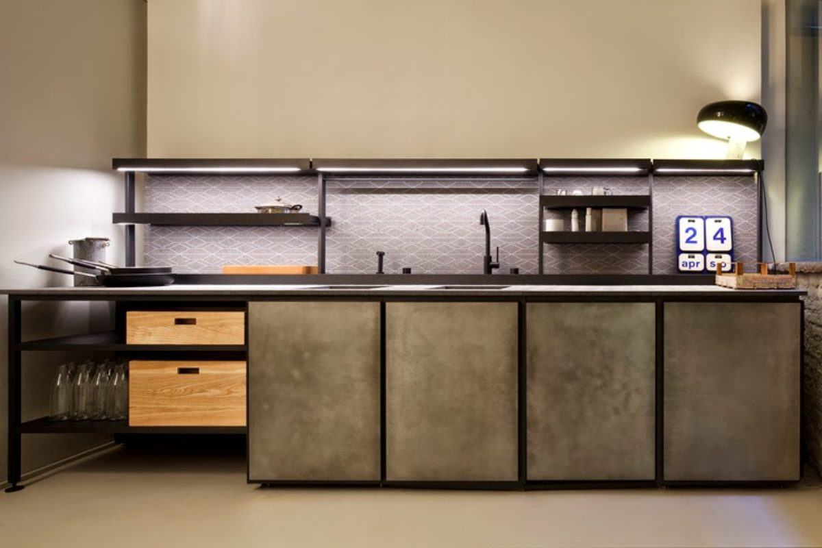 Trendy kuchenne – EuroCucina 2015 | TRENDY