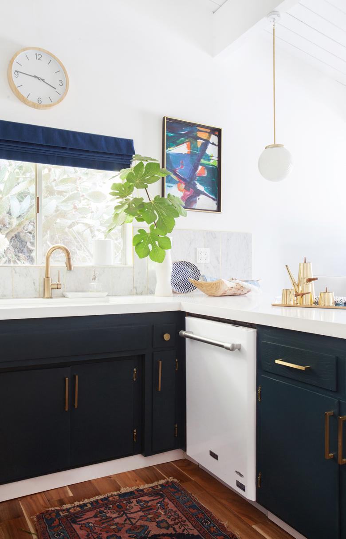 pomysł na kuchnię - architekt na szpilkach
