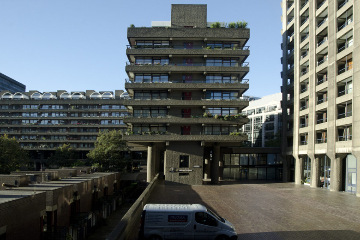 Barbican, fascynująca dzielnica w centrum Londynu | W MOIM OBIEKTYWIE