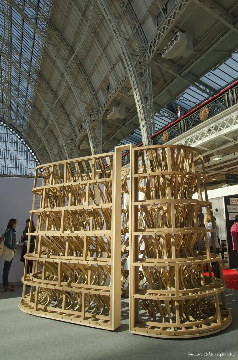 Trendy we wnętrzach z London Design Week