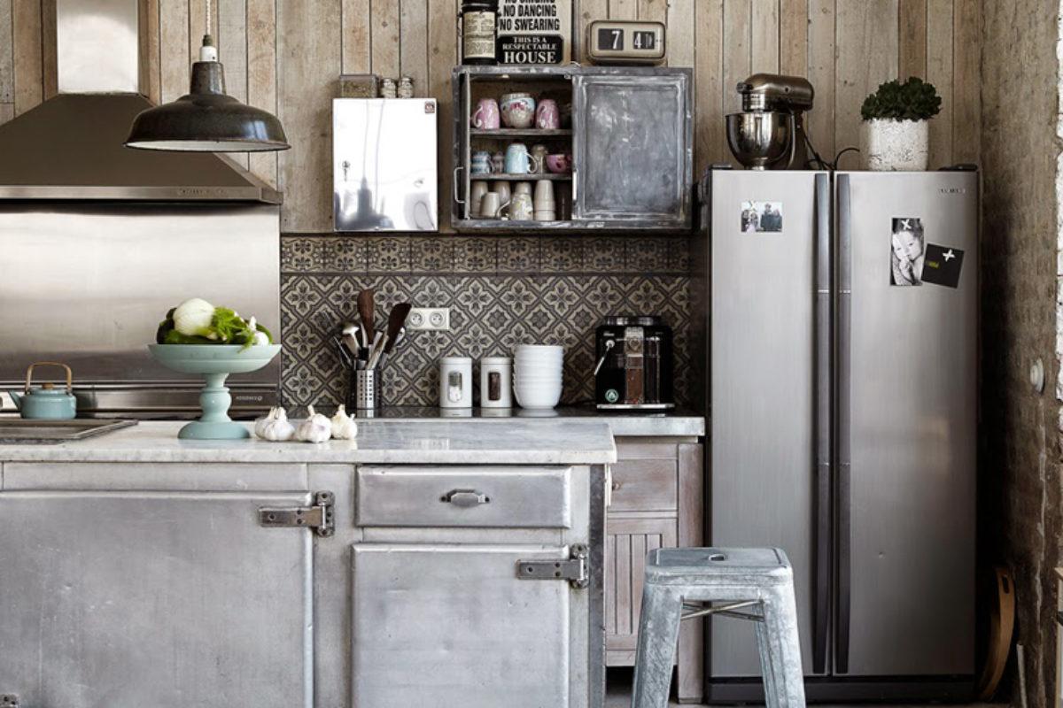 Metalowe szafki kuchenne | TRENDY