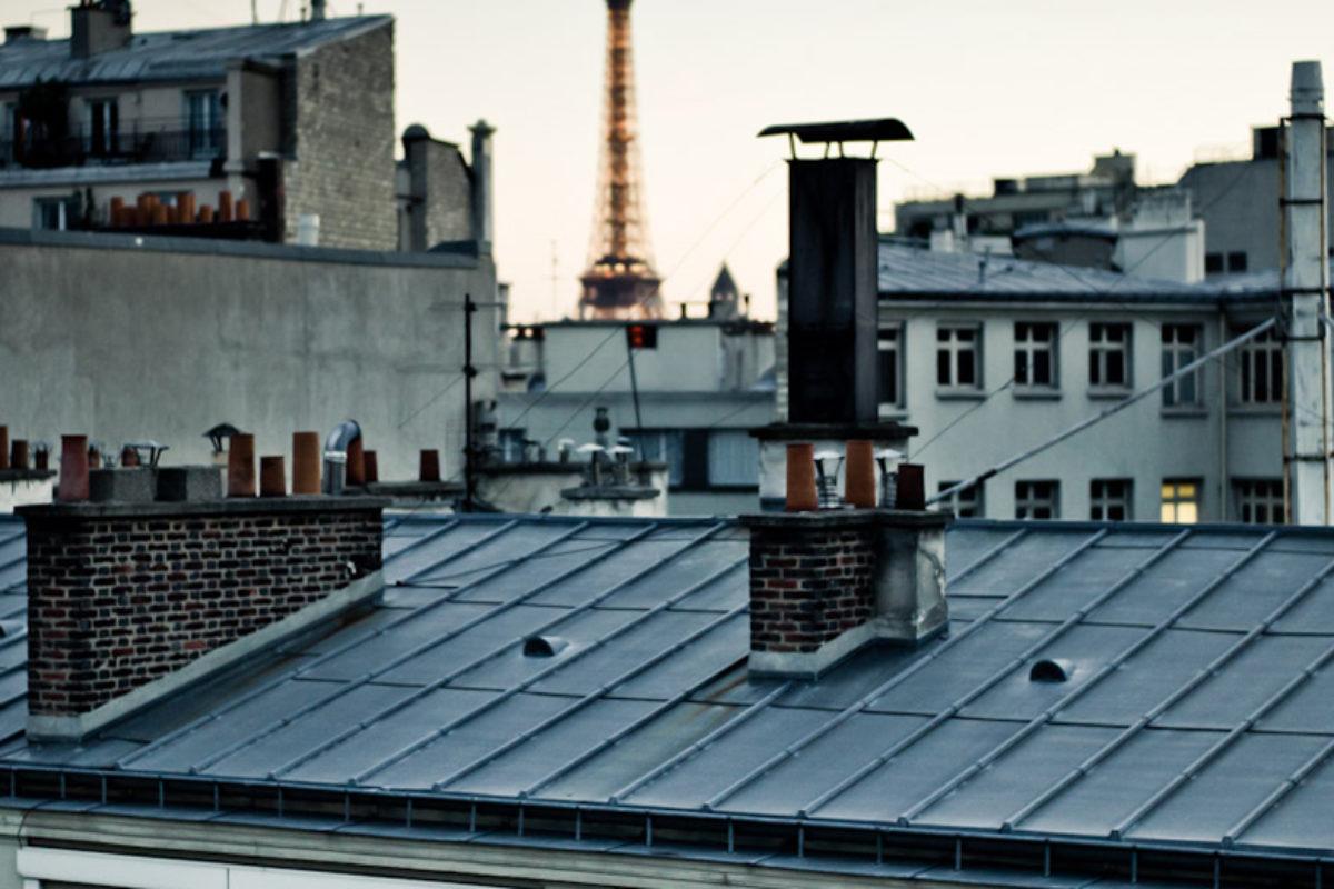 Najpiękniejsze wnętrza Paryża | WNĘTRZA