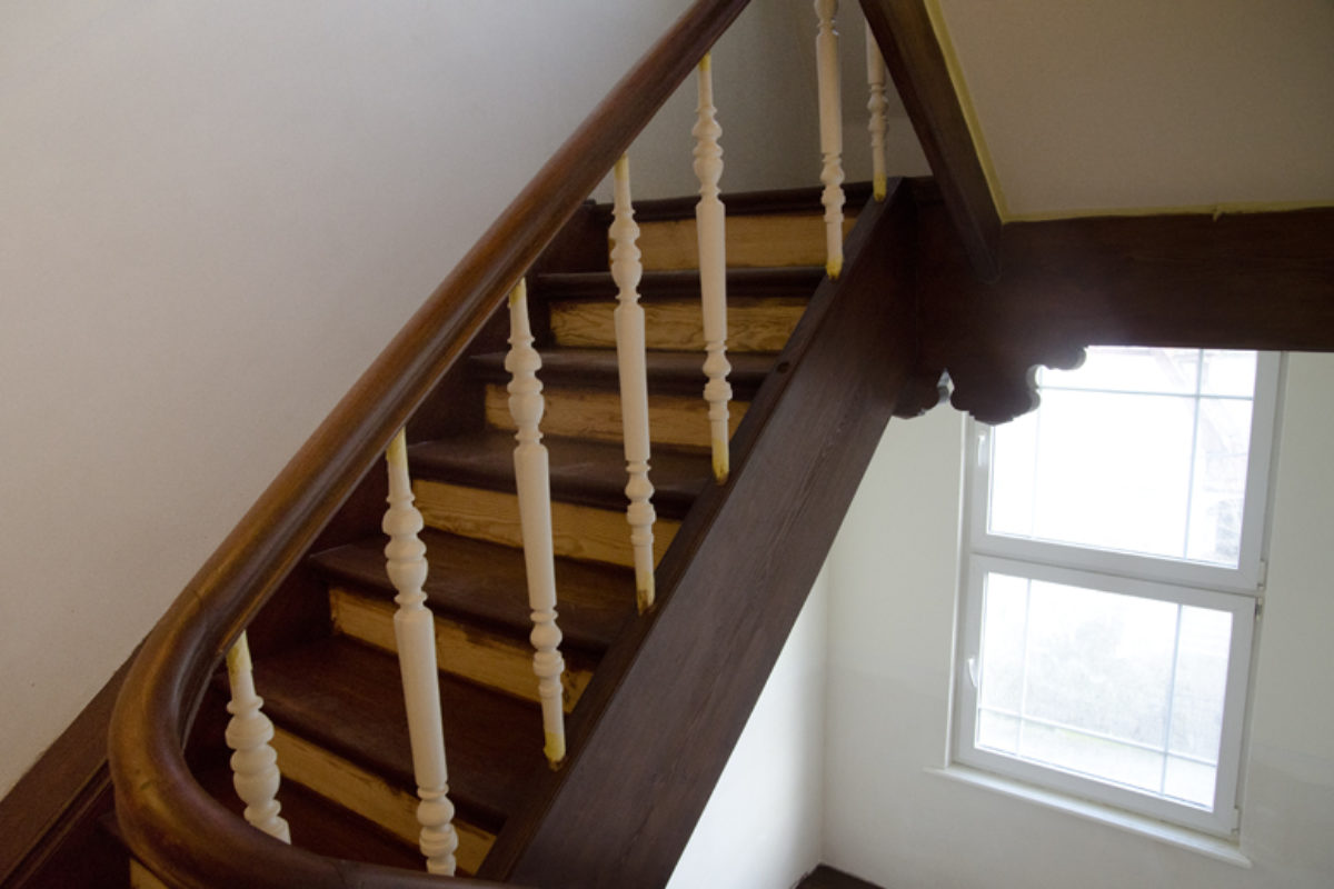 Relacja z remontu klatki schodowej w kamienicy | MOJE PROJEKTY