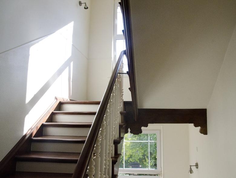 Remont klatki schodowej w kamienicy