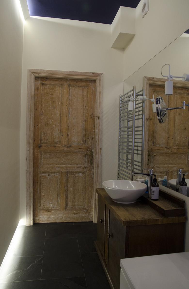 wizualizacja i realizacja, remont łazienki w kamienicy