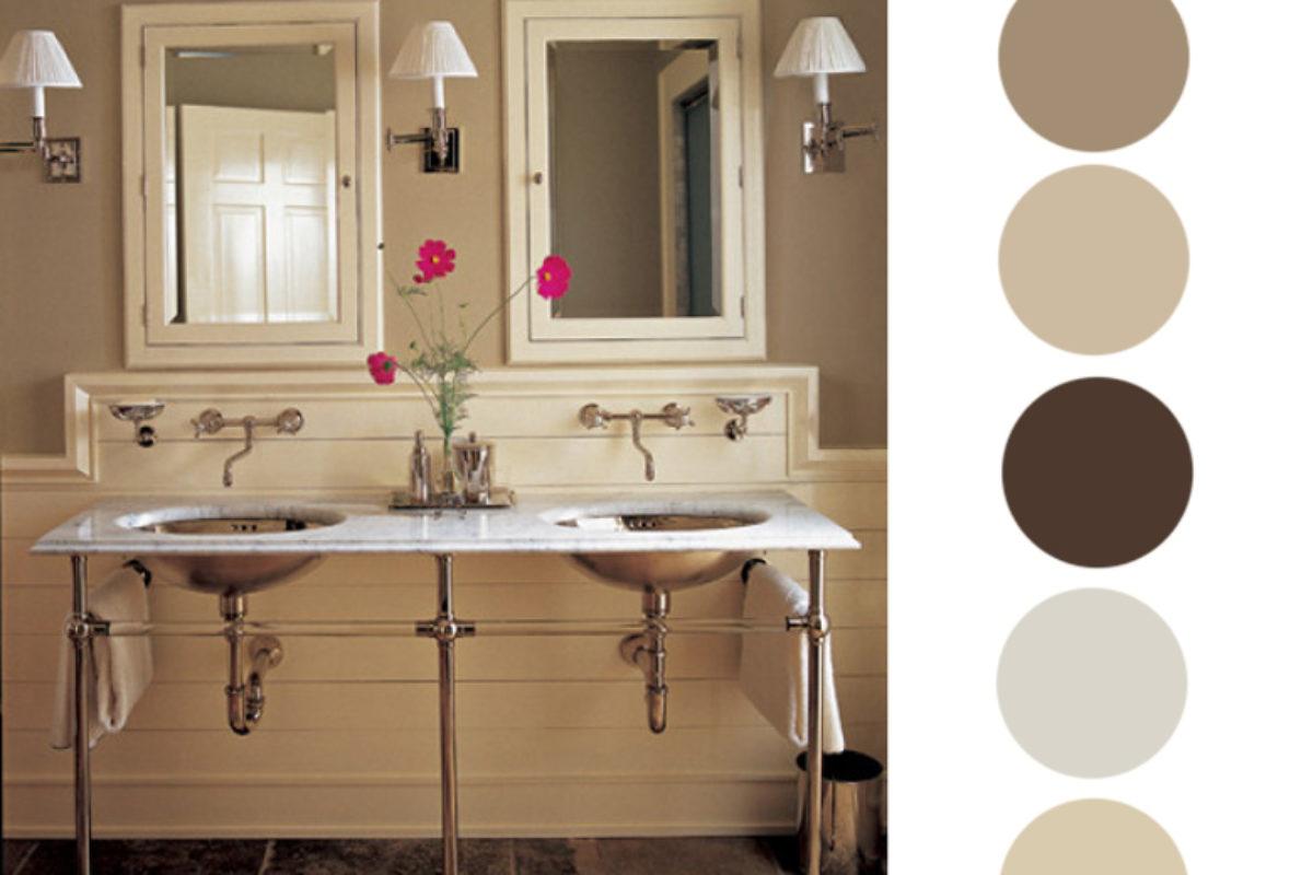 Jak łączyć kolory we wnętrzu? Kolor beżowy / taupe / cappuccino |  PORADY ARCHITEKTA