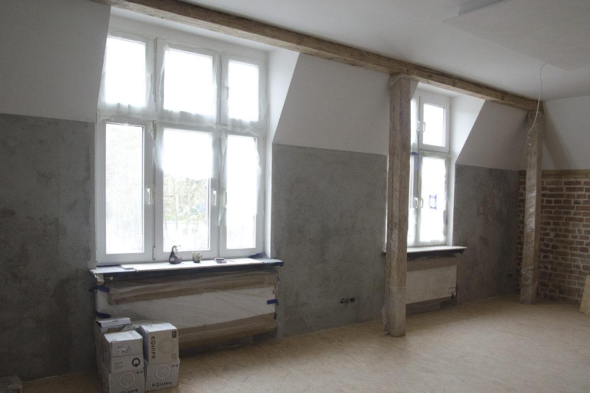 Remont mieszkania na poddaszu w kamienicy w Sopocie: część 2 | MOJE PROJEKTY