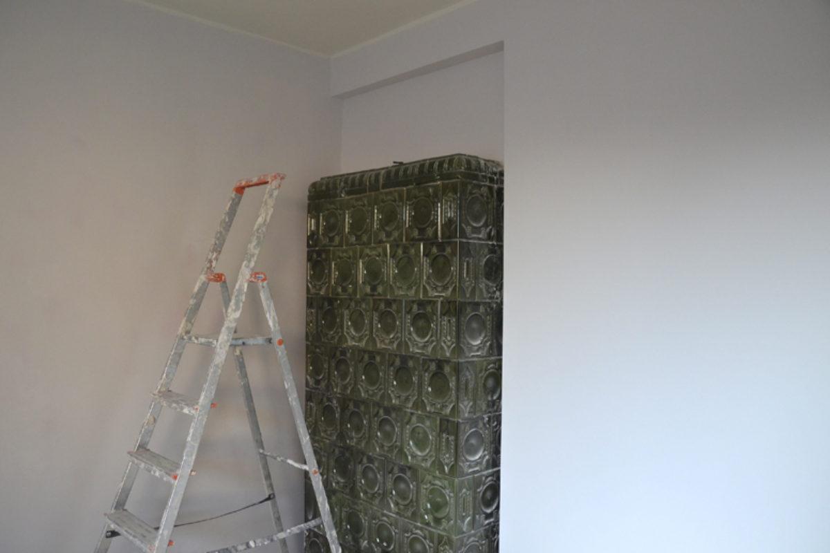 CZĘŚĆ 2: Mieszkanie inwestycyjne w kamienicy – w trakcie prac remontowych