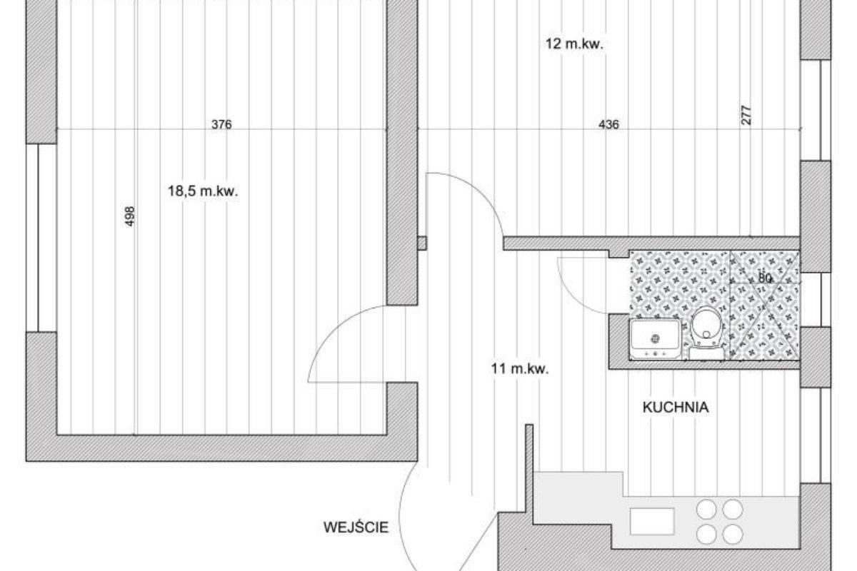 CZĘŚĆ 3: Mieszkanie inwestycyjne w kamienicy – EFEKT KOŃCOWY