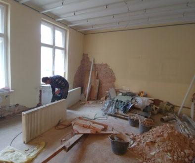 remont mieszkania w kamienicy
