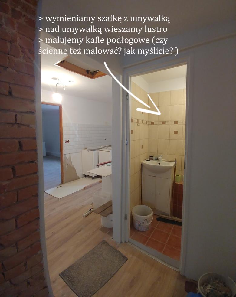 Remont mieszkania na flip