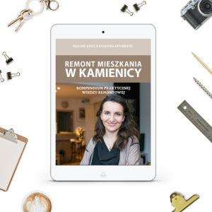 "e-book ""Remont mieszkania w kamienicy"" + bonusy"